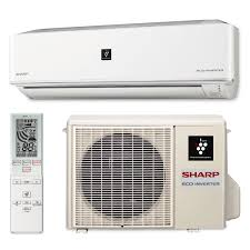 ductless mini split sharp a x09pu