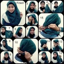 simple hijab styles tutorial segi empat 23 jpg