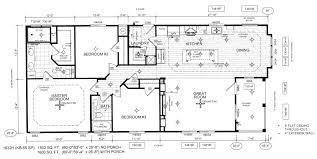 manufactured homes floor plans california manufactured homes silvercrest homes kingsbrook kb 65