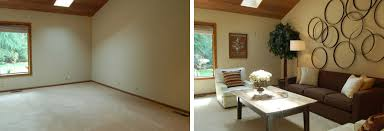 rosichelli design home staging services seattle wa before