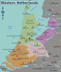 Map Netherlands File Western Netherlands Map Png Wikimedia Commons