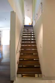Design For Staircase Remodel Ideas Closed Drywall And Open Stair Usual House Staircase