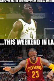 Pacers Meme - nba memes victor oladipo and the pacers have their eyes