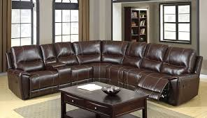 Leather Motion Sectional Sofa Leather Motion Sectional