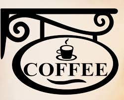 Coffee Wall Decor For Kitchen Coffee Sign Wall Decal Kitchen Decor Wine Decal Diy Home Decor