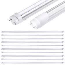 4ft t8 led tube bulb light fluorescent lamp bulb replacement 18w