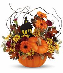 can you send flowers for halloween of course ray hunter