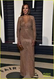 Vanity Fair Oscar Party Kate Hudson U0026 Kerry Washington Stun At Vanity Fair Oscar Party
