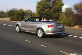 bmw beamer 2008 bmw 1 series convertible has arrived photos 1 of 8