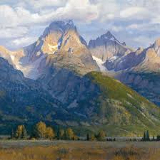 Mountain Landscape Paintings by 1606 Best Landscapes Images On Pinterest Landscape Paintings
