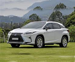 lexus 3 row suv 3 row 7 seat lexus rx l to debut at 2017 auto grease