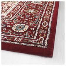 ikea carpet pad valby ruta rug low pile 4 4 x6 5 ikea