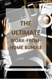 small graphic design business from home all the work from home resources you need in one bundle u2014