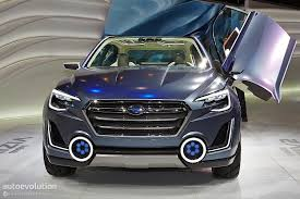 subaru viziv 2018 subaru viziv 2 concept previews the future at geneva 2014 live