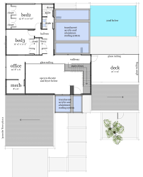 Modern House Floor Plan Fine Modern Luxury Home Plans House And Designs Design Ideas With