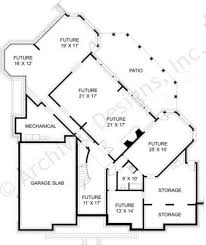100 colonial floor plans home plans house plan courtyard
