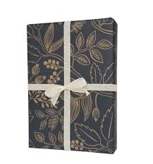 queen anne wrapping sheets by rifle paper co made in usa