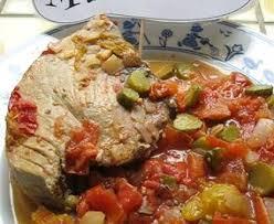 comment cuisiner le thon frais thon à la catalane recette de thon à la catalane marmiton