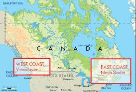 map of canada atlas canada wannasurf surf spots atlas surfing photos maps gps