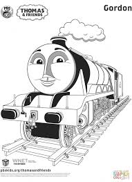 thomas train coloring pages free 51425