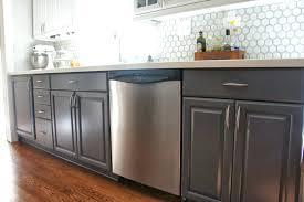 Sherwin Williams Kitchen Cabinet Paint Sherwin Williams Dorian Gray Cabinets Urbane Bronze Islands White