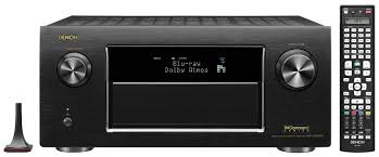 home theater receiver denon avr x7200w in command 9 2 channel home theater receiver
