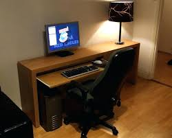 Gaming Desk Ikea Ikea Gaming Desk Computer Desks At Home Design Ideas Basic Wooden