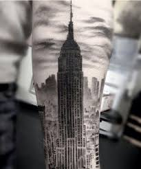 tattoo pictures of new york cool nyc tattoos body art meaning