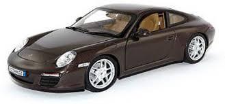 porsche 911 model cars bburago porsche 911 s 1 24 scale diecast model car