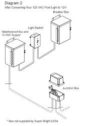 pool light junction box pool light junction box installation requirements for underwater