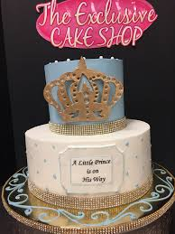 prince baby shower cake baby shower cakes exclusive cake shop
