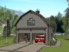 Garage Apartment Plans 012g 0133 Garage Apartment Plan For A Sloping Lot Garage