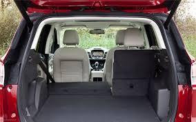 Ford Escape Interior - ford escape price modifications pictures moibibiki