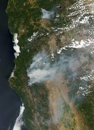 Current Wildfire Map Oregon by Wildfires In The West Image Of The Day