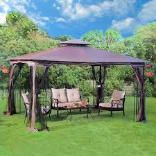 Patio Gazebos by How To Fix Up A Rental Backyard Renter Friendly Backyard