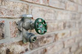 at home winterize outdoor plumbing to avoid burst pipes the