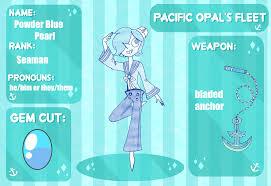 pacific opal u0027s fleet app powder blue pearl by kuku88 on deviantart