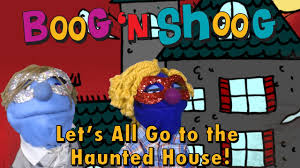 let u0027s go to the haunted house halloween song for kids youtube