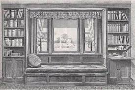 Window Seat Bookshelves Space Saving Built Ins 1912 Bungalow