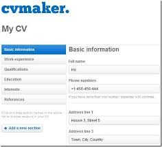 Make A Cover Letter For Resume Online Free by Valuable Design Creating A Resume 12 Creating Resume For Job Ahoy