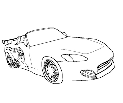 15 images toyota supra fast furious cars coloring pages