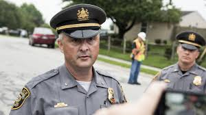 watch police chief chad martin speaks at scene of standoff