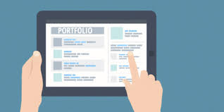 e resume exles creative resume templates for e learning portfolios
