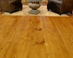 Pine Plank Flooring Wide Plank Pine Floors Stand The Test Of Time With Style