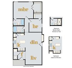new homes floor plans new homes for sale leander 78641 oak creek floor plans