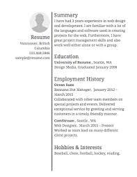 easy resume builder haadyaooverbayresort com