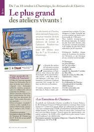 chambre des metiers chartres chartres votre ville n 105 octobre 2011 page 24 25 chartres