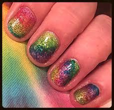faux foil nails beginnersnailart u0027s blog