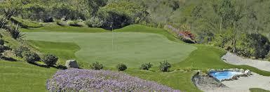 artificial grass golf putting green installation