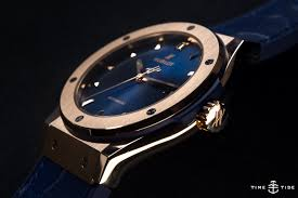 hublot magic gold price on the hublot fusion king gold blue and tide